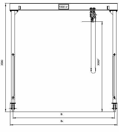 Мобильные перегрузочные устройства грузоподъемностью 2000 и 3200 кг со схемой размеров - на этой странице ниже.